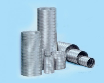 Corrugated Round Duct